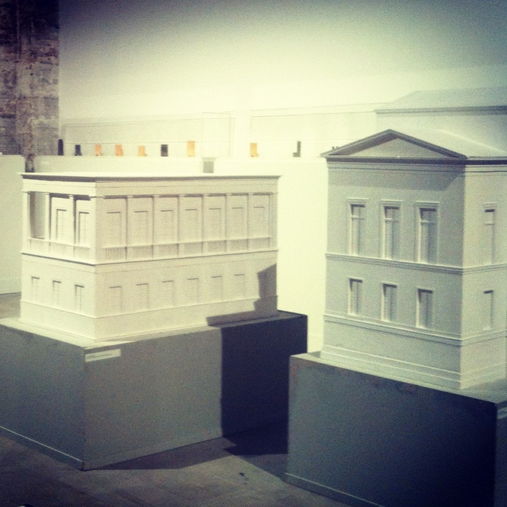 Morfologie: 25 anni di architettura by Hans Kollhoff (dettaglio) #biennalearch #biennale