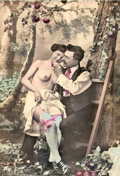 Erotic postcard, 1914-1918: Vintage Erotica, Vintage Postcards Photos, Erotic Postcard, Tinted Postcards, 1914 1918 Erotic, Postcard Erotic, Erotic 1914 1918, Erotic Photos