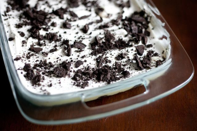 If you love Oreo® cookies, you'll love this smooth, creamy (but not too rich) dessert!/5().