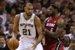 San Antonio Spurs Break NBA Finals Record for Most 3-Pointers in Game 3 Blowout   Bleacher Report. Timmy and No. 6.