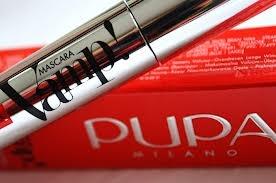 PUPA vamp mascara voor geweldig mooie lange wimpers! € 16,95 verkrijgbaar in 6 verschillende kleuren.