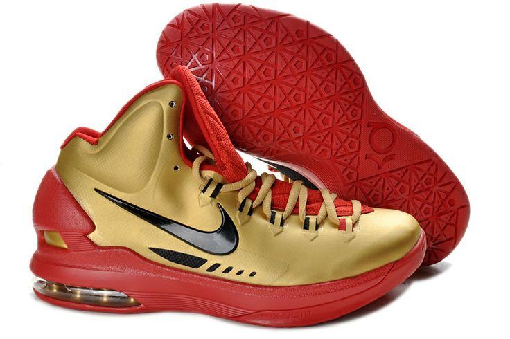 Los hombres zapatillas nike kd 5 zapatos, kevin durant v zapatos de baloncesto, badfe deporte zapatos atléticos ereriu