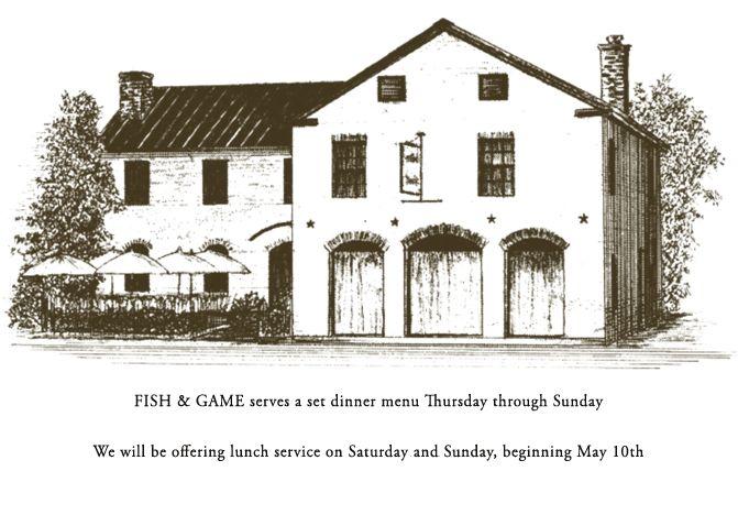 Hudson Ny Restaurants Fish And Game