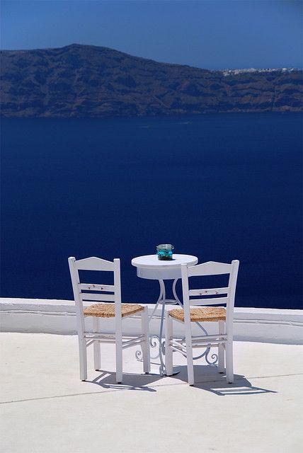 Firostefani - Santorini - Greece. I want to go to Greece so bad.