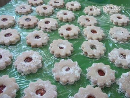 Zdravé linecké koláčiky (fotorecept)