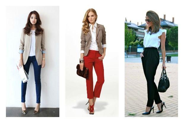 Outfits con Blazer