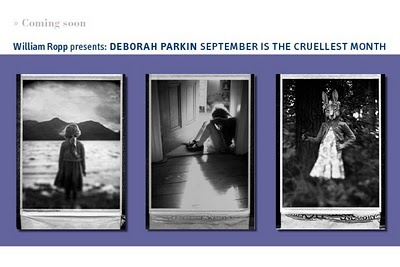 september is the cruellest month, Deborah Parkin