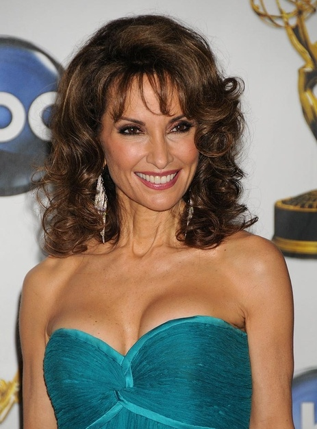 Susan Lucci...would play my mom :)