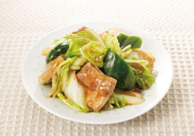 白菜と豚バラの中華炒めのレシピ・作り方・食材情報を無料でご紹介しているページです。
