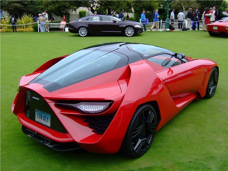 Bertone Mantide My Imaginary Garage Pinterest