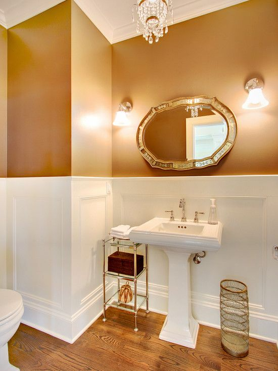 Bathroom Half Bath Design Pictures Remodel Decor And