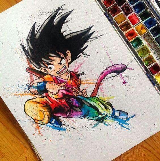 Goku : Dragonball - Visit now for 3D Dragon Ball Z compression shirts now on sale! #dragonball #dbz #dragonballsuper