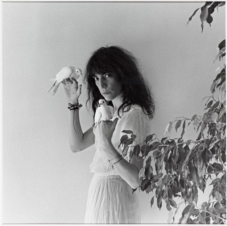Patti Smith Photos By Robert Mapplethorpe | Homodesiribus