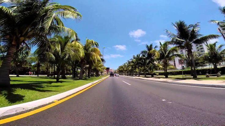 Cancun Hotel Zone Tour : Recorrido Zona Hotelera de Cancun