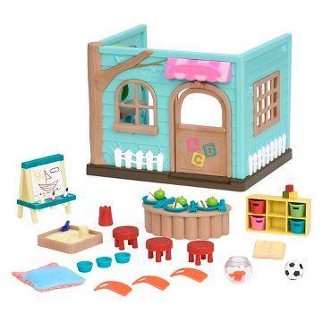 Li'l Woodzeez Mini Rooms - Nursery