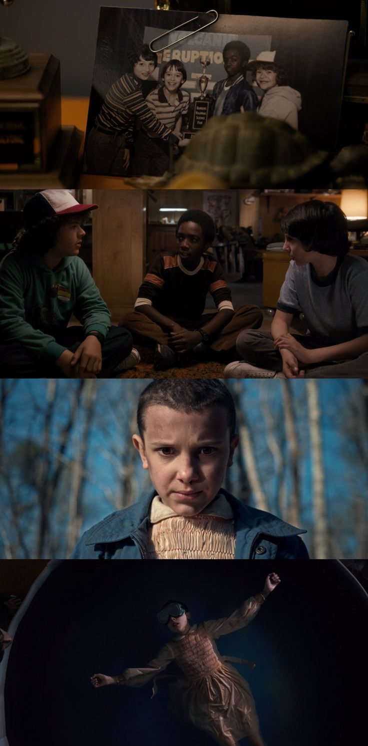 Stranger Things - Netflix (2016)
