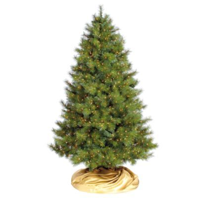 Virginia Pine Artificial Commercial Christmas Tree I Love