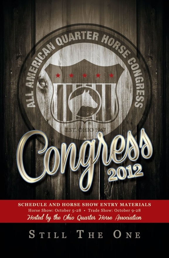 All American Quarter Horse Congress, dream to go there