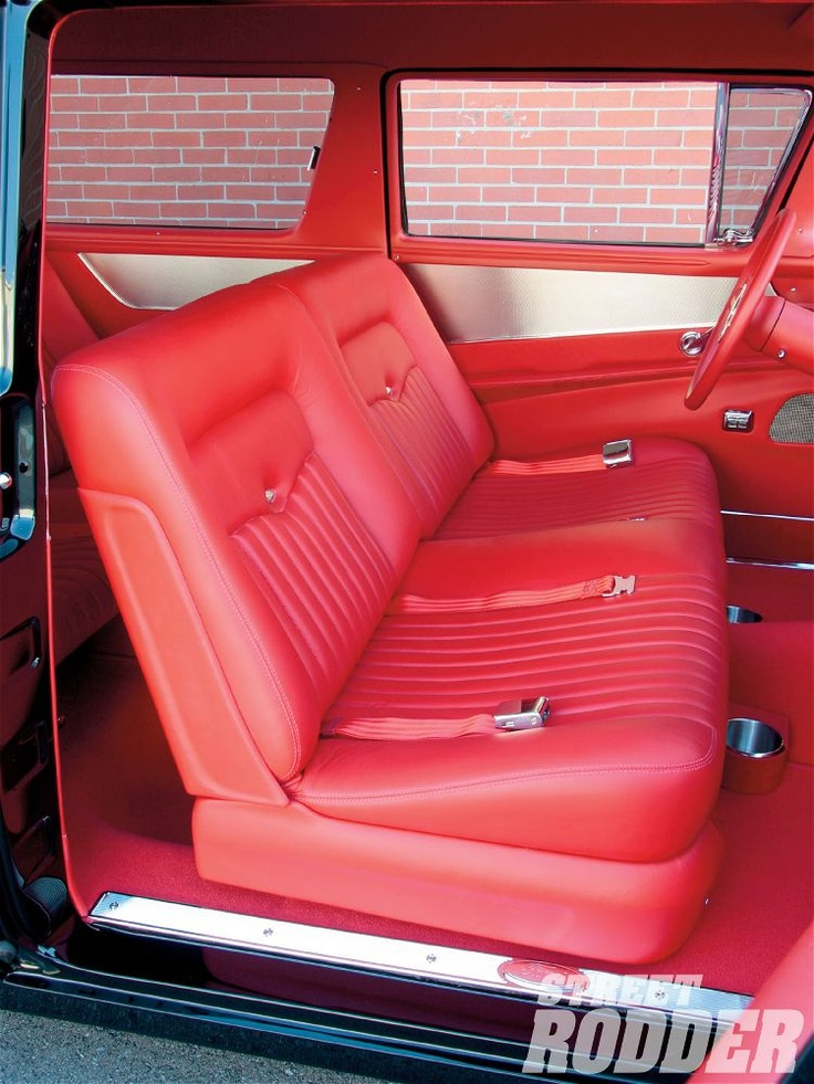 best 30 hot rod seat ideas ideas on pinterest truck interior chevy pickups and pickup trucks. Black Bedroom Furniture Sets. Home Design Ideas