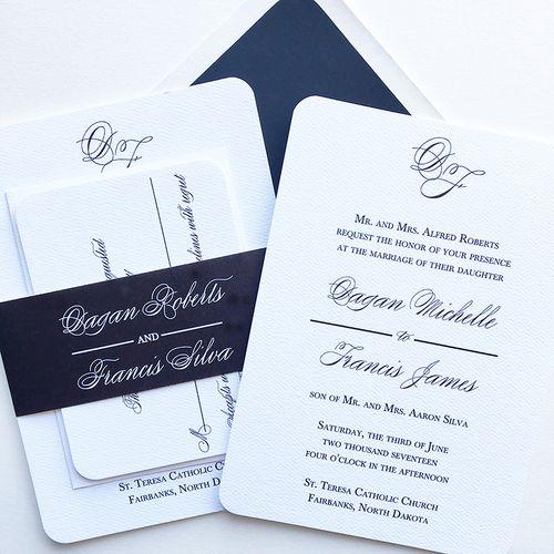 Black Tie Wedding Invitation Wording: Best 10+ Black Tie Invitation Ideas On Pinterest