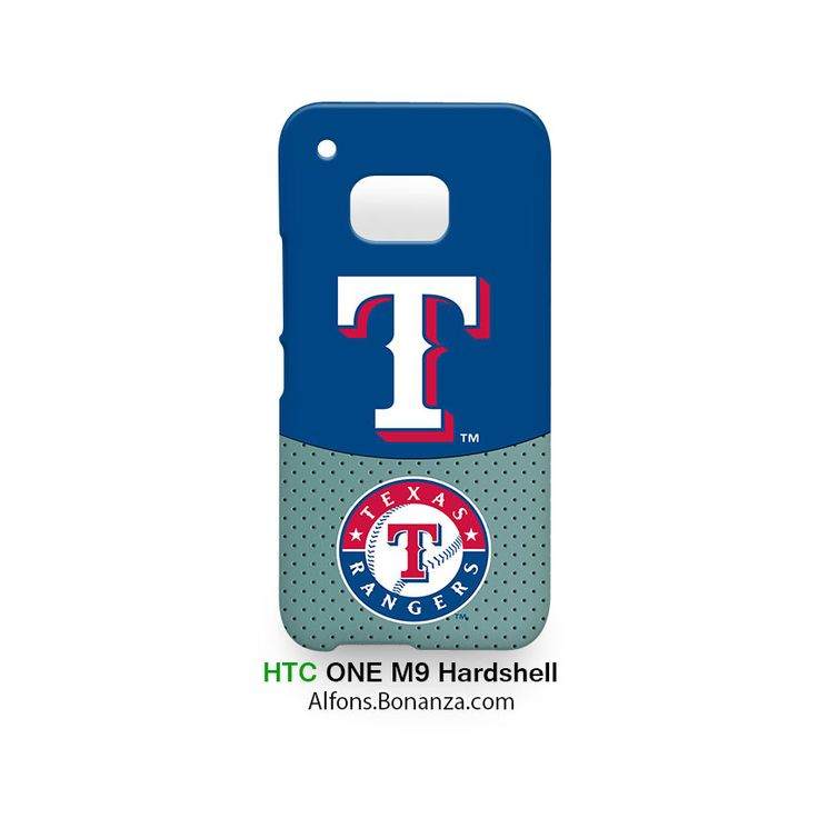 Texas Rangers HTC One M9 Case