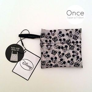 DISNEY-MICKEY-MOUSE-OH-BOY-Fold-Away-Shopper-Shopping-Tote-Bag-from-Primark