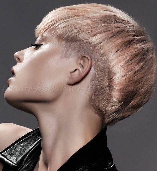Best 25+ Short undercut hairstyles ideas on Pinterest ...