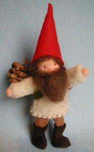 gnome, via Atelier Pippilotta
