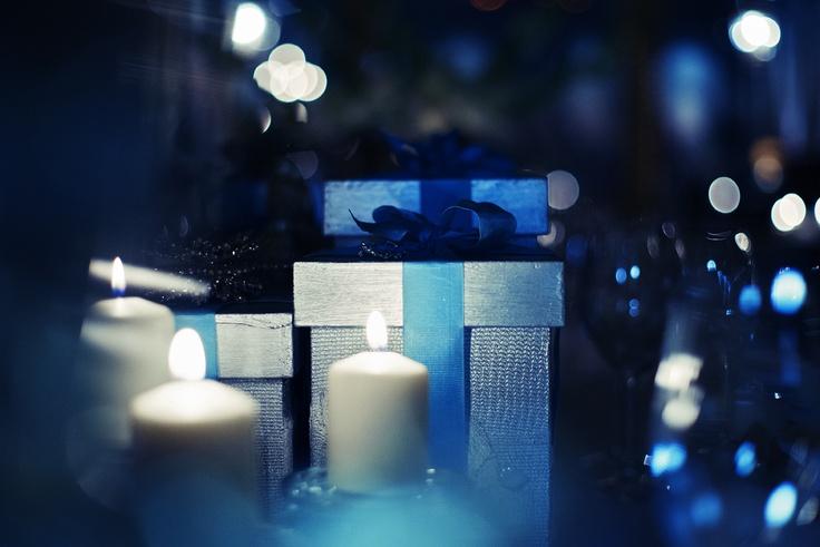 Winter and christmas wedding theme - Prague