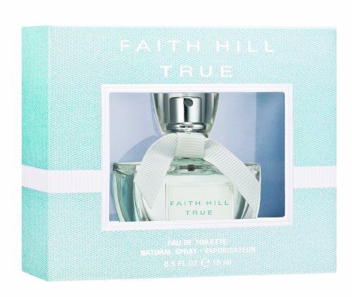 Faith Hill True Eau-De-Toilette Spray by Faith Hill, 0.5 Fluid Ounce…