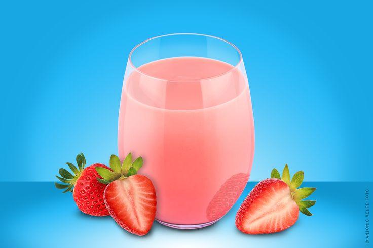 #latte  #milk  #yogurt  #fragola  #fragole  #strawberry  #marketing  #delicious  #dessert  #breakfast  #fruit  #fresh  #diet  #sweet  #fitness  #colazione  #cibosano