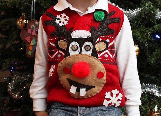 Ugliest Christmas sweaters!
