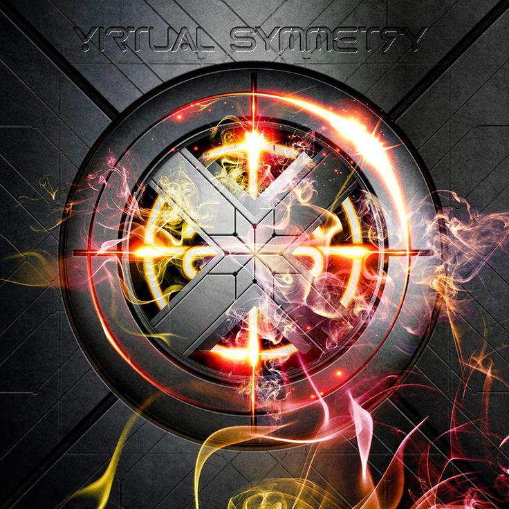 """VIRTUAL SYMMETRY (Progressive Metal) • EP """"X-Gate"""" (June 30th, 2017)"""