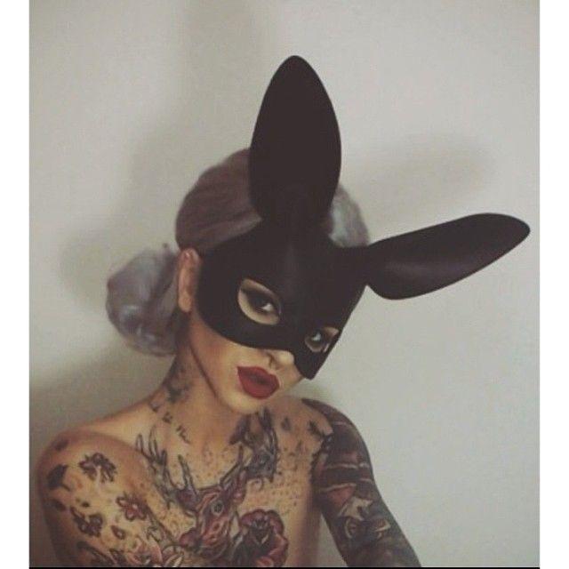 #tattoo #ink #mask