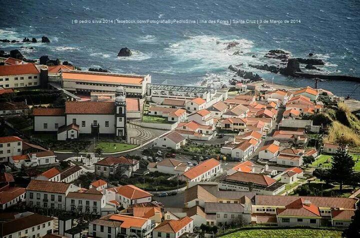 Santa Cruz @ Flores Island . Azores . Portugal