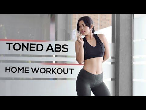 Mengecilkan Perut Bonus Perut Rata Tanpa GYM   Home Workout - YouTube