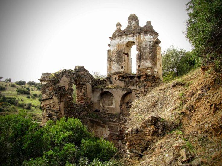 Convento Luz Moncarche Alconchel. #Convento #Convent #ruinas #Ruins #Art #Arte
