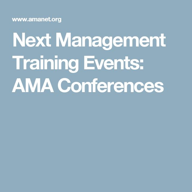 86 best online courses images on pinterest online courses looking for upcoming management training events near you on this page find out more about the next ama events and conferences fandeluxe Gallery