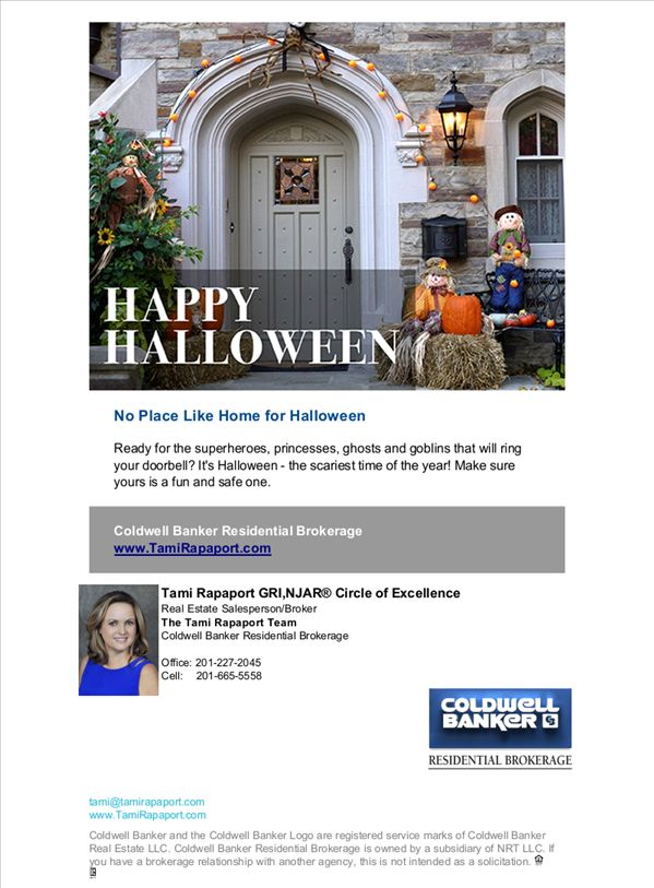 No Place Like Home for Halloween