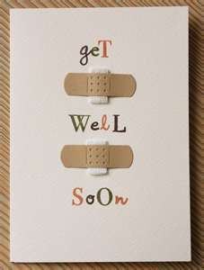 Searchwords: get well soon