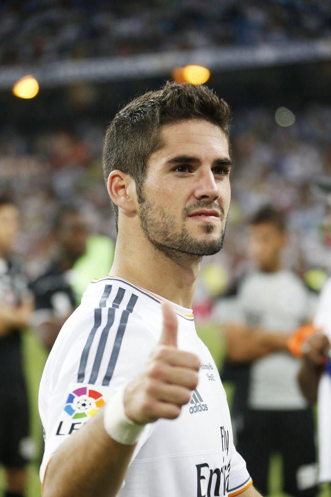 ISCO Alarcón. Real Madrid.