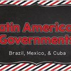 This 52-page file is perfect for teaching Latin America's Governments—Brazil, Mexico, & Cuba. Everything you need to teach these standards is i...
