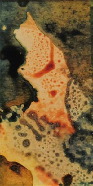 Marcel BARBEAU - Combustion originelle no. 8 (1952)