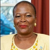 Her Excellency Tebelelo Mazile Secretse, Ambassador of the Republic of Botswana to the United States