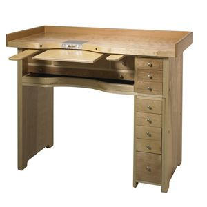 Jeweler's 11-Drawer Workbench, 47-3/8W x 24D x 36H maybe one day.......
