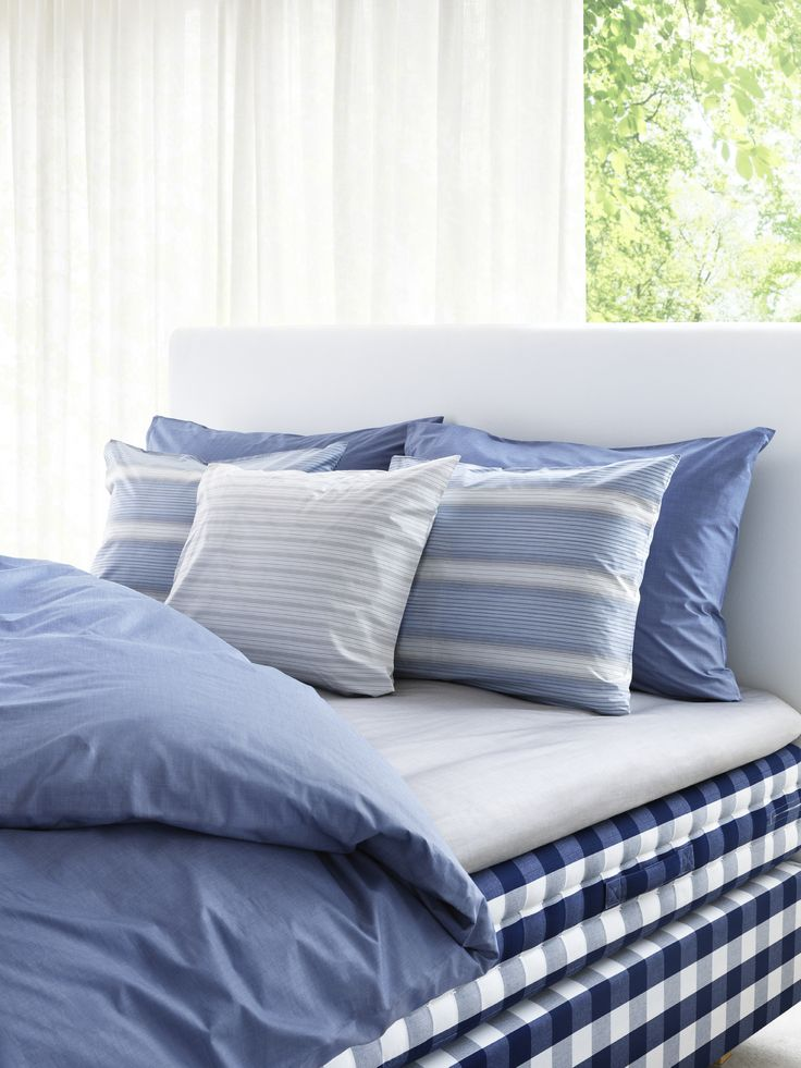 Hästens Summer Campaign 2015 - Bed Linen Collection