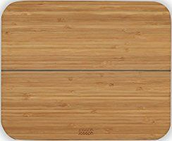 Joseph Joseph Chop2Pot Folding Chopping Board, Bamboo - Large