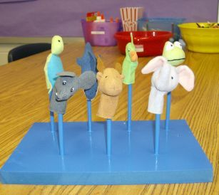 finger puppets for play therapy
