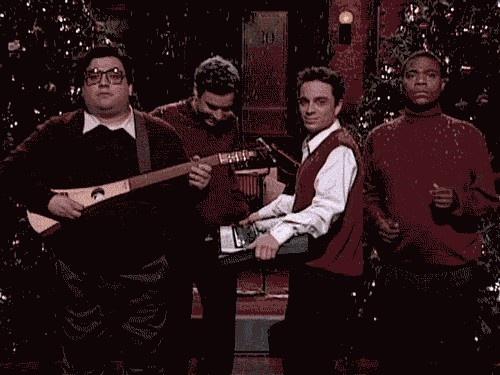 """""""I wish it was Christmas todaaaaay"""""""