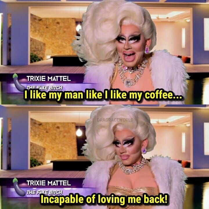 """11.1k Likes, 181 Comments - RuPaul's Drag Race and stuff (@dragraceworld) on Instagram: """"ok but she was robbed   link for episode 3 in bio ✨"""""""